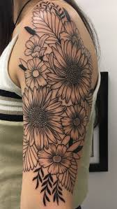 inner arm tattoos female 25 best sunflower tattoo sleeve ideas on pinterest sunflower