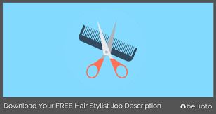 save time u0026 download your sample hair stylist job description for free