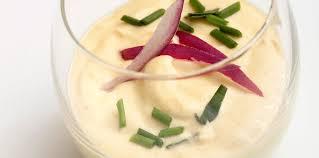 recette cuisine legere mayonnaise légère facile et pas cher recette sur cuisine actuelle