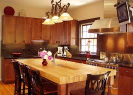 custom wood countertops ongoing care and maintenance tung oil citrus finish hard maple island top