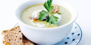comment cuisiner des asperges fraiches crème d asperges blanches facile recette sur cuisine actuelle