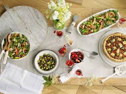 Mediterranean Style Food - what is the mediterranean diet
