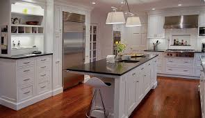 White Luster Kitchen Cabinets Plain Fancy Cabinetry
