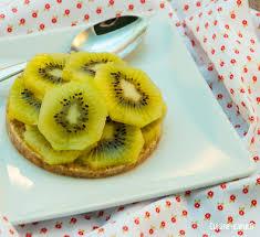 recette cuisine crue recette crue tarte crue au kiwi cuisine saine sans gluten