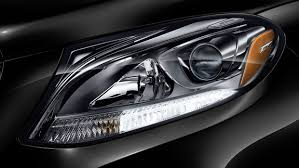 mercedes headlights at night gle lighting package mbworld org forums