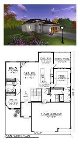 italian floor plans italian house plan 75234 total living area 1626 sq ft 3