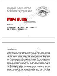 maintenance manual for diesel locomotives pdf locomotives