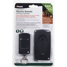 Westek Find Offers Online And by Westek Outdoor Remote Wireless Switch Rfk306lc Brown U0027s Do It