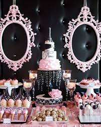 parisian baby shower themed baby shower archives design dazzle