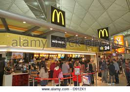 Hong Kong International Airport Floor Plan Restaurant Hong Kong International Airport Stock Photo Royalty