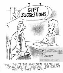 returning gifts cartoons and comics funny pictures from cartoonstock