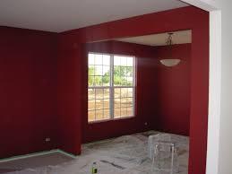 interior design creative red interior paint colors decorating