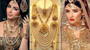 bridal jewellery images 1 gram gold bridal jewellery designs 2017