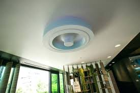 exhale bladeless ceiling fan bladeless fan ceiling ceiling fan with light for home exhale