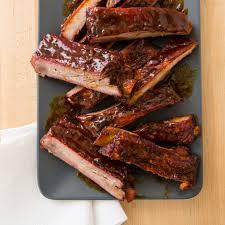 kansas city sticky ribs on a charcoal grill america u0027s test kitchen
