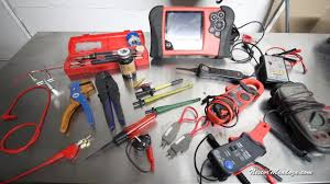 top 10 tools for auto electrical repair and diagnosis youtube