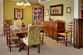 Cherry Wood Dining Room Furniture Dining Room Furniture Ea Clore Hardwood Furniture