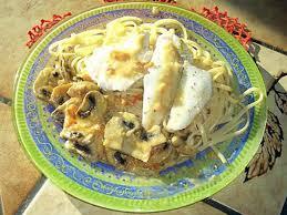 cuisiner des soles recette de filets de soles aux nouilles fraîches