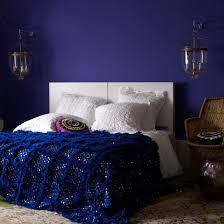 Marvelous Navy Blue Bedroom Ideas - Dark blue bedroom design
