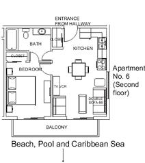 www floorplans com cayman s turtle nest inn sle floor plans page fp1