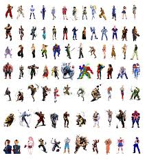 from street fighter main character name fighter characters by reinfall on deviantart