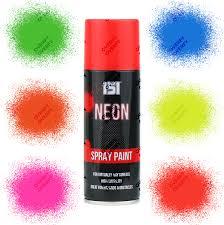 Pale Blue Spray Paint 12 Cans 151 Neon Fluorescent Blue Aerosol Diy Spray Auto Car Paint