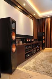 Home Cinema Room Ideas Small Spaces Audio Design And Hifi Stereo - Living room home theater design
