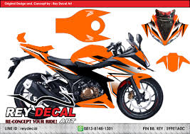 honda cbr 150r orange colour sticker creator reydecal com honda suzuki yamaha kawasaki etc