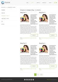 Blog 2 Business Wordpress Theme Pixelemu