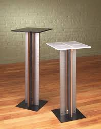 Wood Pedestal Stand Columns Pedestals And Other Tall Tables