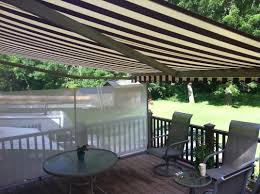 Side Awnings For Patios Screens And Outdoor Shades In Ma Retractable Sondrini Com