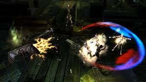 dungeon siege 3 local coop dungeon siege iii screenshots
