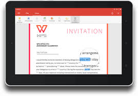 templates for wps office android free office app 2016 for android apk wps office