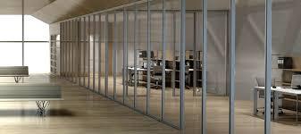 cloison aluminium bureau artdesign cloisons bureau vitrées design italien