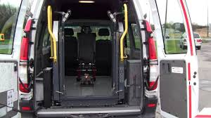 mercedes vito vans for sale mercedes vito for sale with wheelchair lift sold