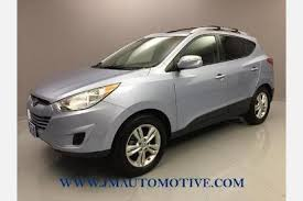 used hyundai tucson for sale in ct edmunds