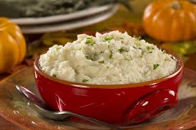 parmesan mashed cauliflower cauliflower parmesan and thanksgiving