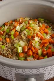 slow cooker thanksgiving stuffing best slow cooker stuffing recipe delish com