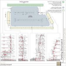 Parking Building Floor Plan Cedars Sinai Medical Center Parking Structure Renovation