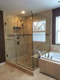 chicago frameless glass shower doors