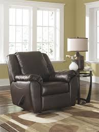 furniture lovely fabric cuddler recliner in green for home