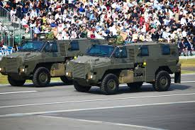 mitsubishi military jeep list of modern equipment of the japan ground self defense force