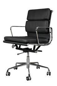fauteuil pad ea217 eames noir discount design