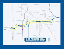 Idot Road Conditions Map Project Overview