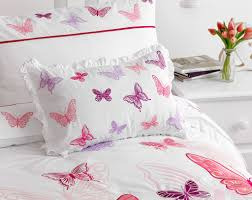 fly butterfly oblong cushion butterfly bedding kids bedding dreams
