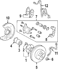 toyota avalon brakes 2007 toyota avalon brake pad replacement estimate 76 220