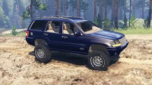 jeep grand cherokee prerunner grand cherokee wj for spin tires