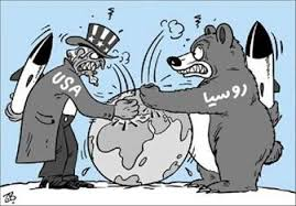 Iron Curtain Political Cartoons The Cold War