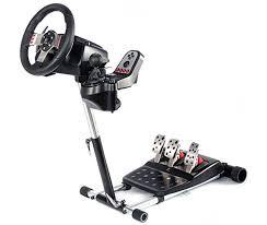 gaming steering wheel best steering wheel stands team shmo