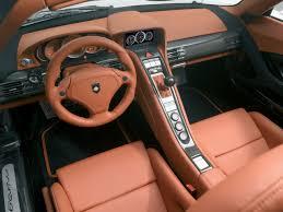 porsche cars interior car picker porsche carrera gt interior images